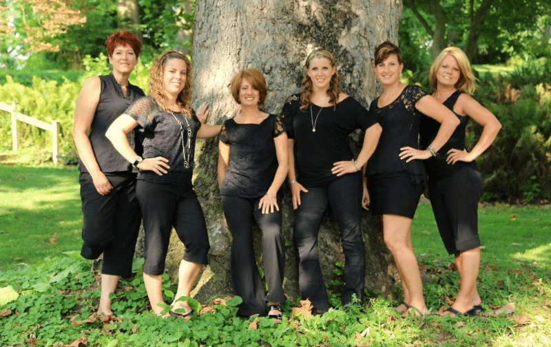 new holland pa hair salon stylists