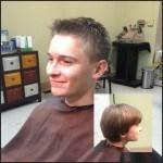 Men's Haircuts New Holland PA